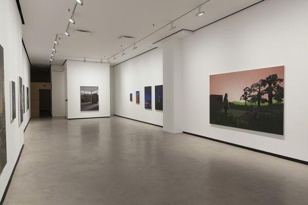 Erno Enkenberg, installation view