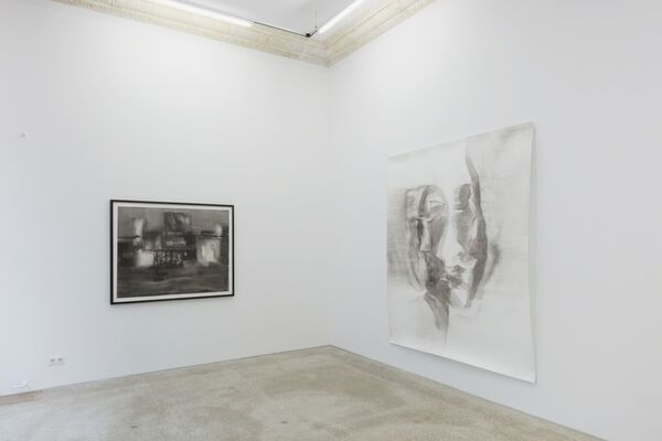 Britta Lumer: Long View, installation view