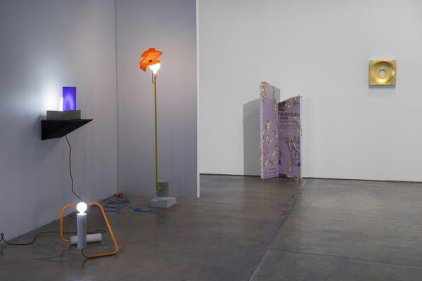 Never Normal, installation view