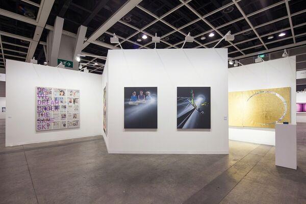 Pilar Corrias Gallery at Art Basel in Hong Kong 2017, installation view