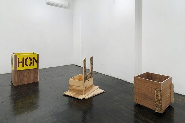 Taylor Davis - Boardroom No. 1, installation view