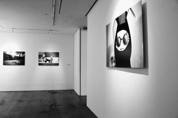Fearless Genius, installation view