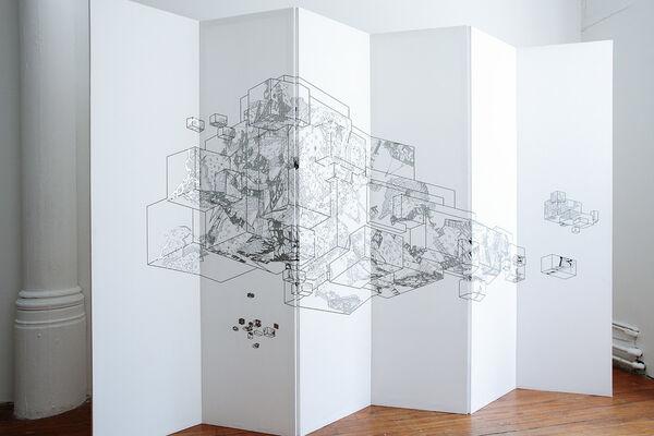 Priveekollektie Contemporary Art | Design  at Art Miami 2019, installation view