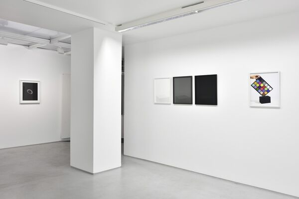 Reste eVidence Black-out, installation view