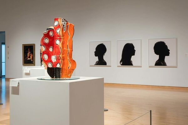 In the Company of Women: Women Artists from the Collection, installation view