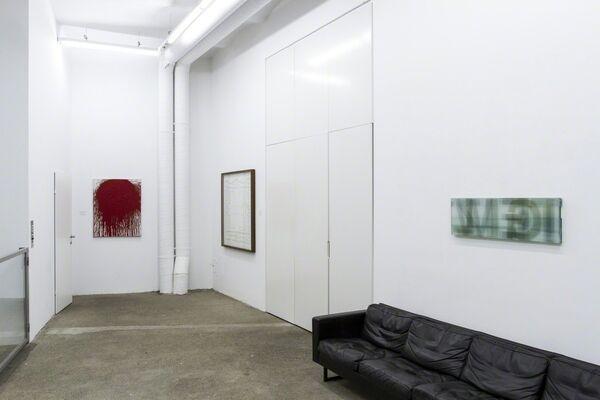 Carmen Brucic, installation view