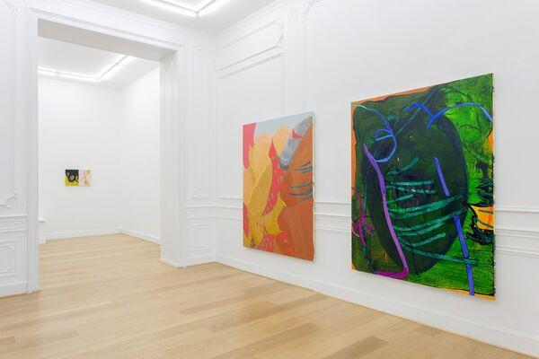 Sarah Faux   Gemini, installation view