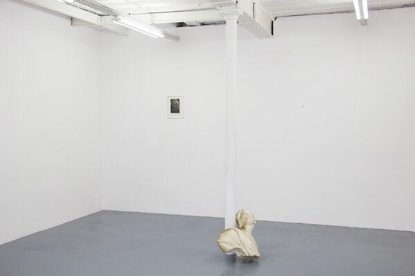 Le Monde du Ticqueur, installation view