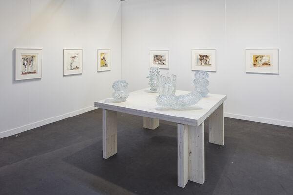 Luhring Augustine at FOG Design+Art 2020, installation view