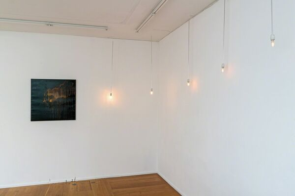 Dominique Blais. La Fin du contretemps, installation view