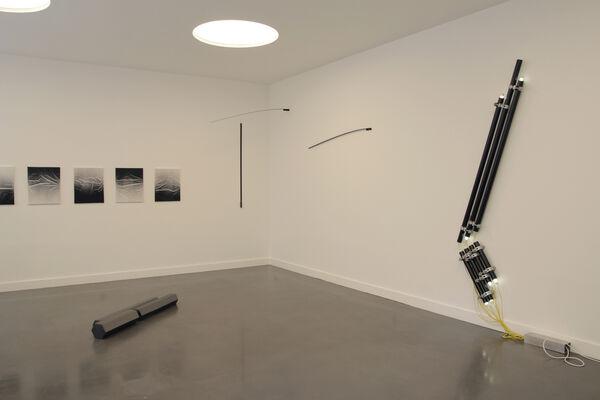 Géométrie Immatérielle, installation view