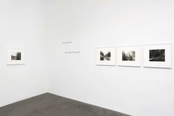 Mark Ruwedel: Rivers Run Through It, installation view