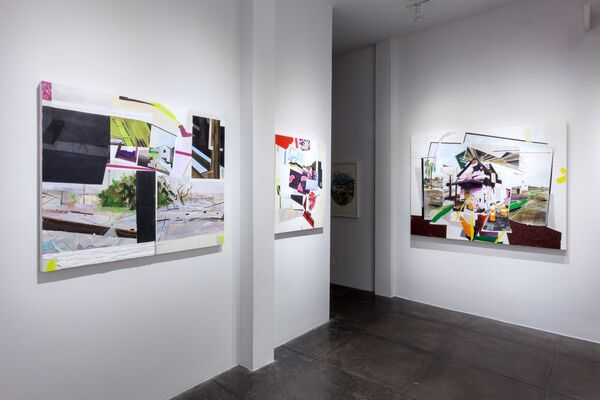Jenny Day ||| Our Shared Disaster, installation view