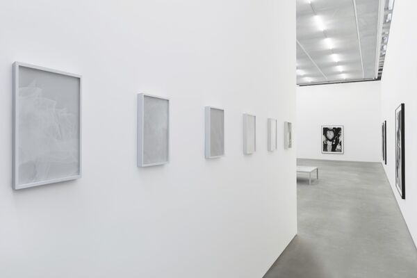 Marcia Xavier . Geologia Doméstica [Domestic Geology], installation view