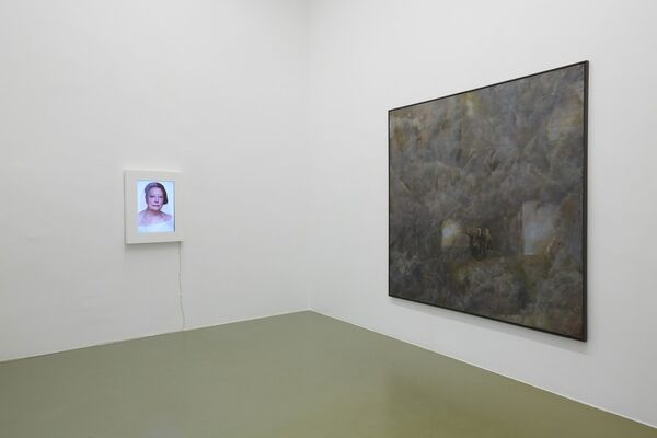 From the Inside to the Outside, installation view