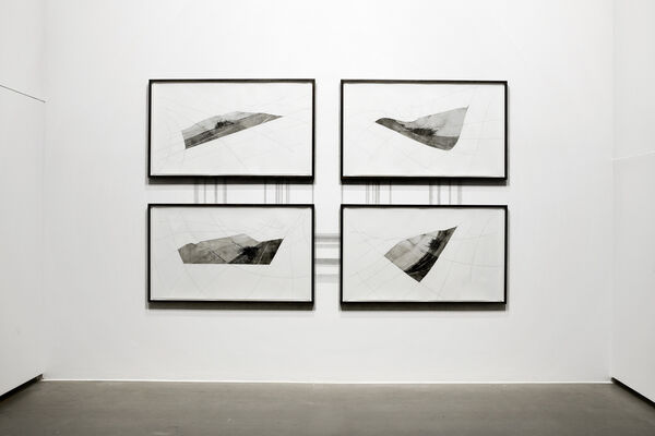 Images from abroad, installation view