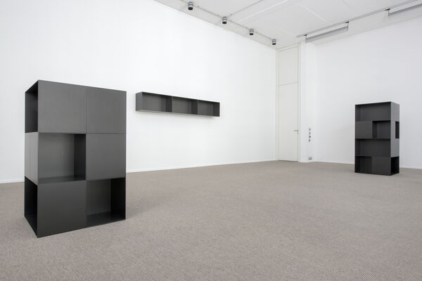 Martin Szekely, installation view