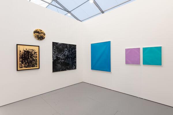 Galerie Ron Mandos at UNTITLED Art, Miami Beach 2019, installation view
