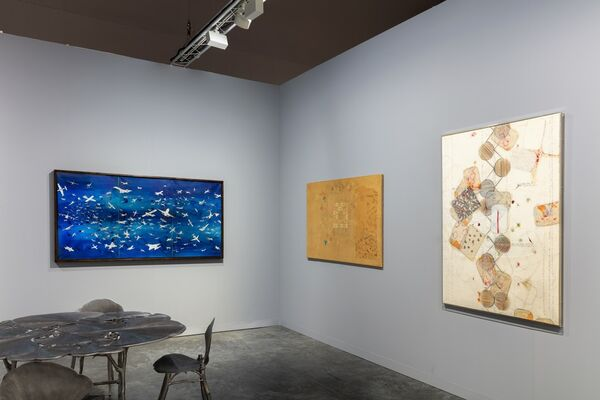 Ben Brown Fine Arts at Art Basel in Miami Beach 2019, installation view