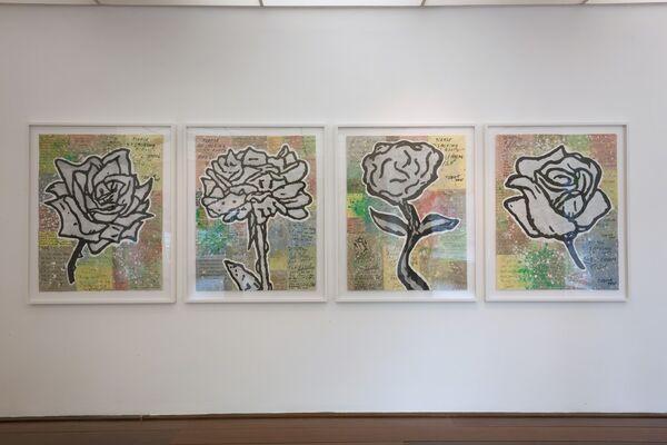 Donald Baechler - 'New Works', installation view