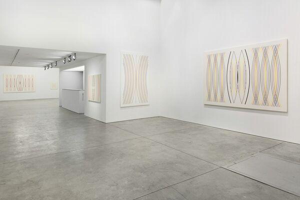 Transmitting Waves - Nassos Daphnis, installation view