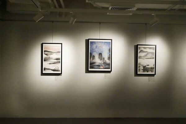 Untitled group exhibition, installation view