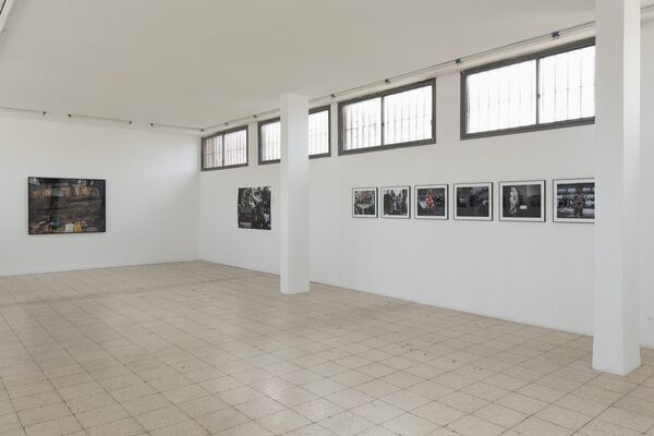 Tropical Garten by Pavel Wolberg, installation view