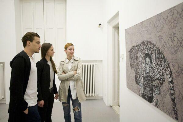 Butterfly effect | Csaba Fürjesi, installation view