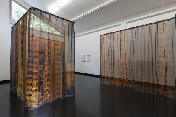 Efemeropolis, installation view