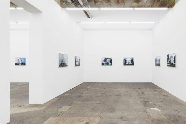 Georg Brückmann: Bauhaus Dessau, installation view