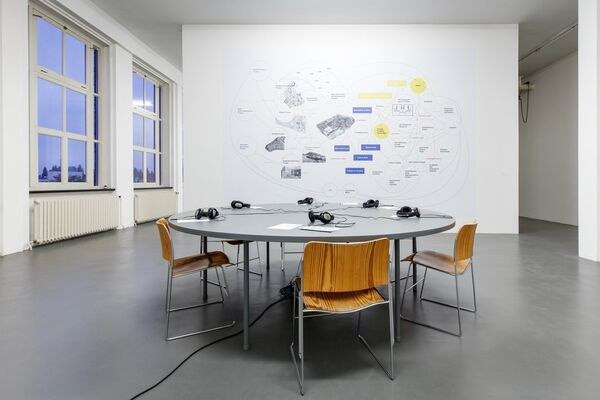 What Representations?, installation view