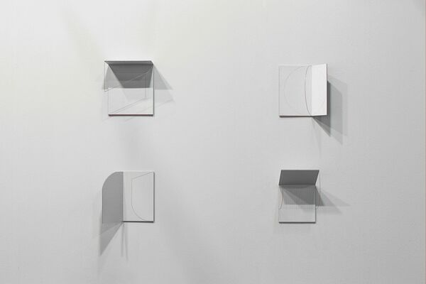 Sabrina Amrani at Art Basel Hong Kong 2019, installation view
