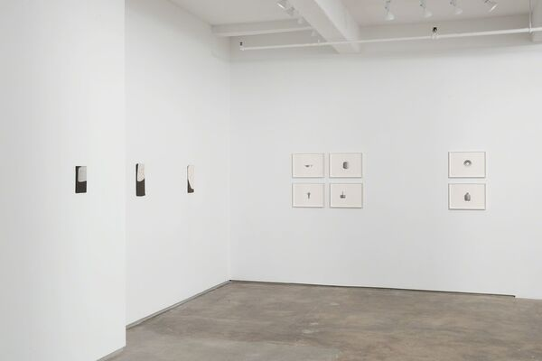 One by One, installation view
