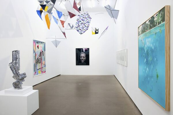 offen Vol.2, installation view