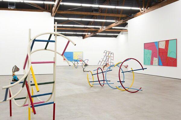 Nicodim Gallery at SP-Arte 2016, installation view