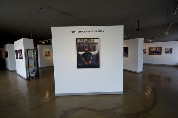 Contemporary Figuration, installation view
