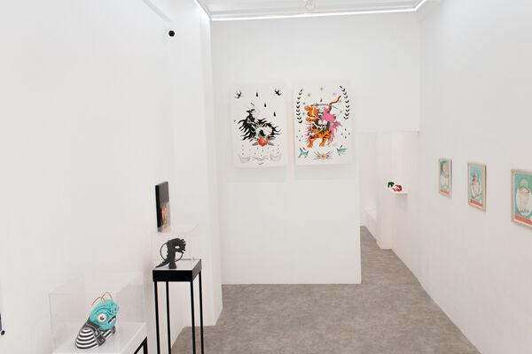 Dragons Box, installation view