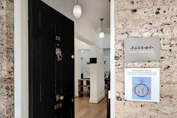 Filter Fine Art at Sydney Contemporary 2019, installation view