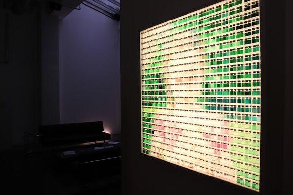 """Light Art"" Targetti Light Art Collection, installation view"