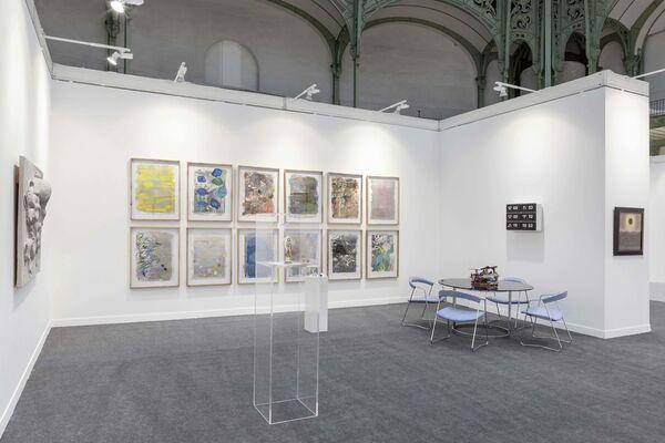 Alfonso Artiaco at FIAC 2018, installation view