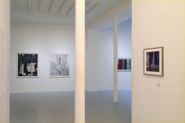 """Fragments d'ateliers (2008-2018)"" - Shinya Nakazato, installation view"