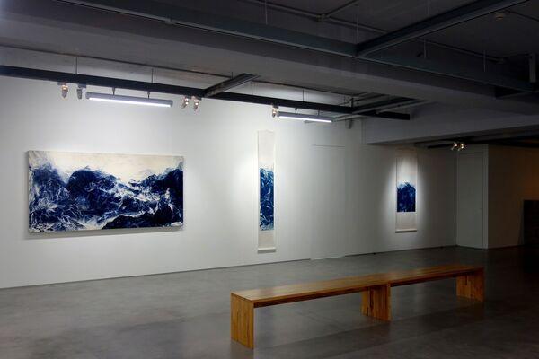 Ink Gene, installation view