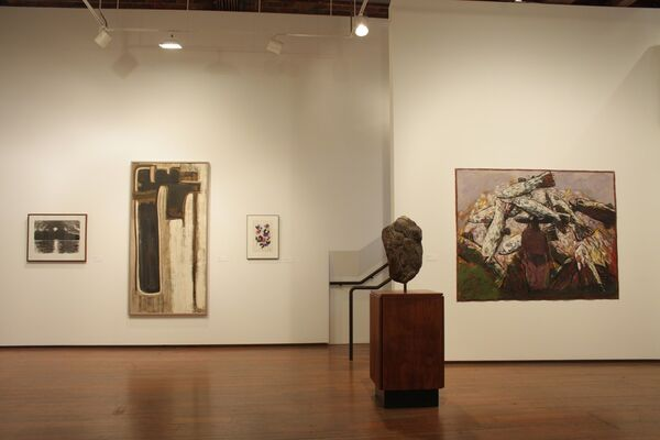 Semi-occasional Secondary Market Exhibition of Excellent Pictures, installation view