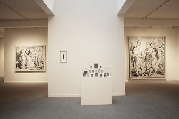 Bruce Conner: TOTAL ENVIRONMENT, TOTAL CONSCIOUSNESS, installation view