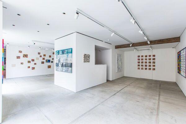 Verba Volant Scripta Manent, installation view