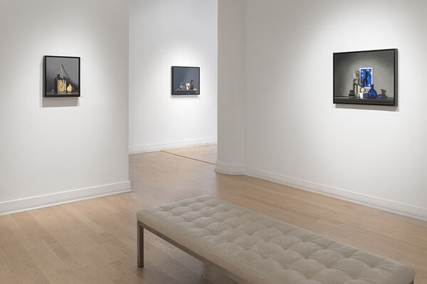 Guy Diehl: Art About Art: A Luminous Pursuit, installation view