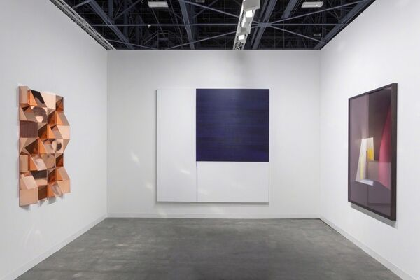 Sean Kelly Gallery at Art Basel in Miami Beach 2016, installation view