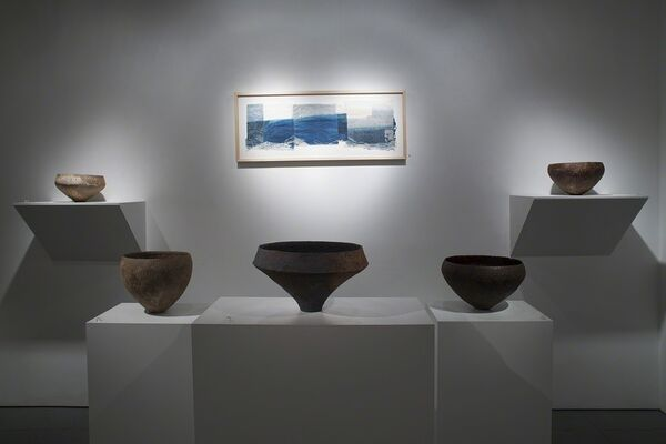 CEREMONIES: AKIHIRO NIKAIDO & YUKO KIMURA, installation view