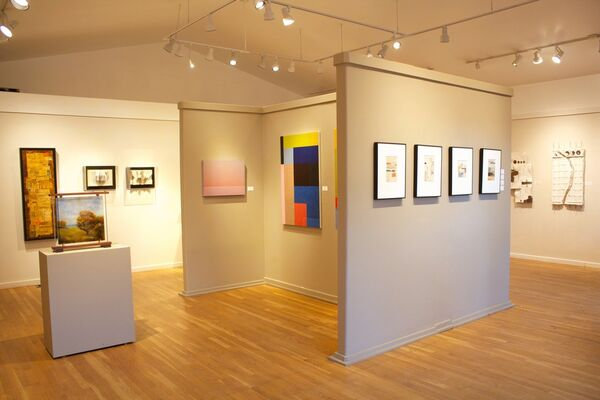 Obsessions, installation view