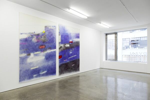 Angiola Gatti: Lines of Time, installation view